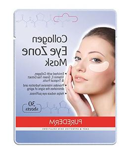 Deluxe Collagen Eye Mask Collagen Pads For Women By Purederm