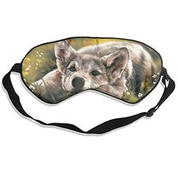 Healthcare Double Sided Natural Silk Shading Sleep Mask & Bl