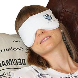 Heated Eye Mask for Dry Eyes, Styes, and Blepharitis - Sooth