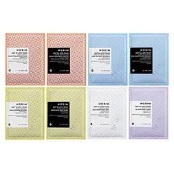 Enjoy Vital-Up Time Mask Sheet Variety Set Pack of 10 New