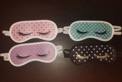 Eye Lashes Sleepwear Eye Mask.. Any girl will love these