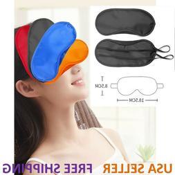 Eye Mask Beauty Sleep Satin Light Blocker Sensual Blindfold