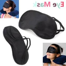 Eye Mask Beauty Sleep Satin Light Blocker Sensual Blindfold