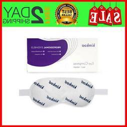 Eye Mask for Dry Eyes-Kimkoo Moist Heat Eye Compress&Microwa