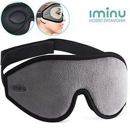 Eye Mask for Sleeping Unimi 3D Contoured Sleep Mask & Blindf