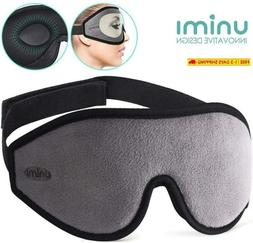 Eye Mask For Sleeping, Unimi 3D Contoured Sleep Mask  Blindf