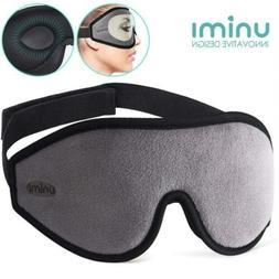 Eye Mask for Sleeping, Unimi 3D Contoured Sleep & Blindfold