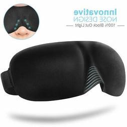 Eye Mask for Sleeping PaiTree Sleep Mask Lightweight Heavy D
