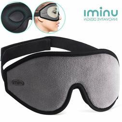 UNIMI Eye Mask for Sleeping 3D Contoured Sleep Mask & Blindf