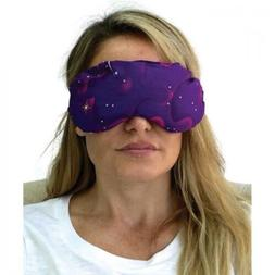 Eye Mask - Lavender Eye Pillow - Natural Relaxation - Stress