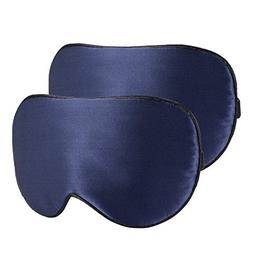 Veture Eye Mask 100% Silk Sleeping Mask with 1 Strap for Kid