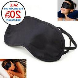eye mask sleep travel shade cover blindfold