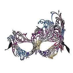 Toogoo Eye Mask xy Lace Venetian Masquerade Ball Halloween P