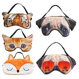 Eye masks sleeping aid blindfold sleep shade travel mask sof