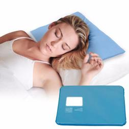 Fashion Summer Ice Pad Gel Cooling Sleeping Insert Chillow M
