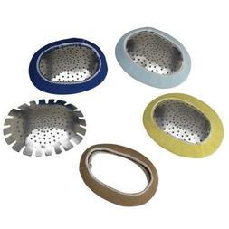 fox aluminum eye shield 40 0711 assorted