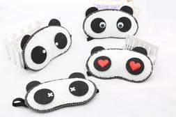 Ged 1pc Lovely Panda series Health Care Travel/office Sleep