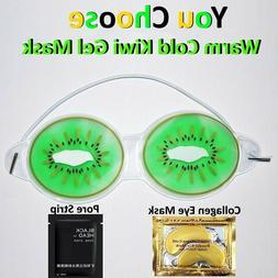 Collagen Eye Mask Under Eye Patch Gel Pad Anti-Wrinkle Dark