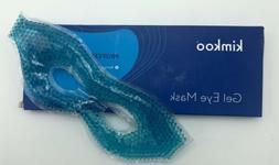 gel eye mask with flexible gel beads