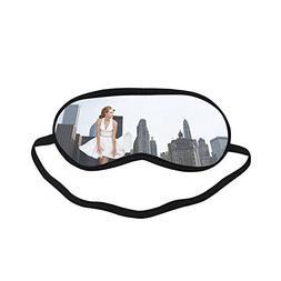 Giant Girl in the City Sleeping Eyes Masks/Eyeshade/Blindfol