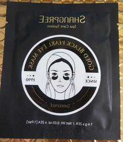 Shangpree Gold Black Pearl Eye Mask Korean K-Beauty   1 Mask