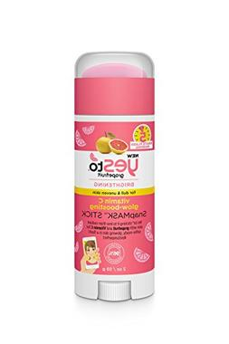 Yes To Grapefruit Vitamin C Boosting Mask Snapstick, 2 Ounce