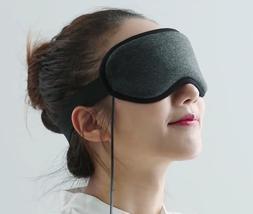 Graphene Heated Eye Mask for Dry Eyes USB Far-Infrared Eye H