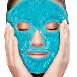 hot and cold therapy gel bead facial