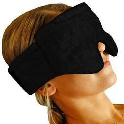 Huggaroo Hot/Cold Eye Mask and Sleep Mask