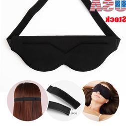 Hot Sale Travel 3D Eye Mask Sleep Soft Padded Shade Cover Sl