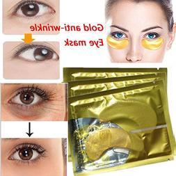 Roysberry Eye Mask, 24K Gold Hydration Gel Eye Masks, Sheet