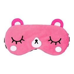 kimkoo Sleep mask &Super Soft Silk Eye Mask for Sleeping,Bli