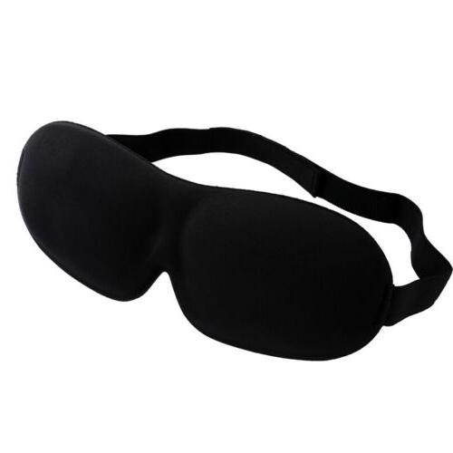 2x 3D Mask Sleep Cover Relax Aid Blindfold