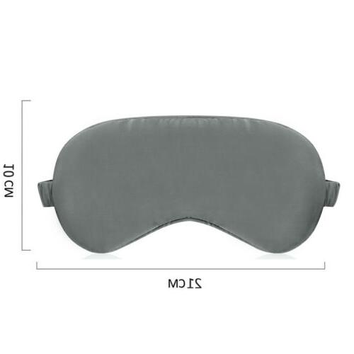 100% Mulberry Eye Cover Aid Blindfold