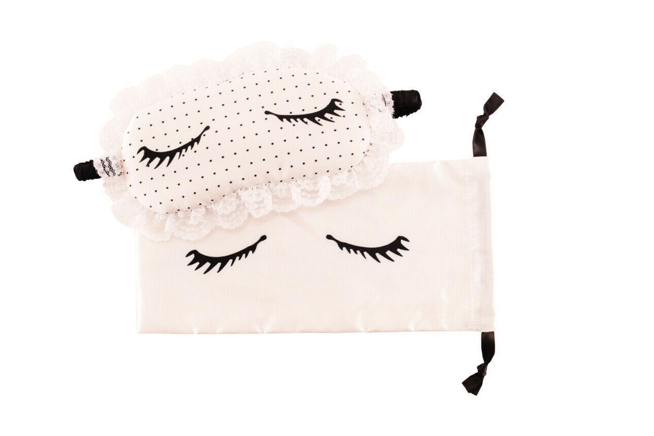 100 percent pure mulberry silk eye mask