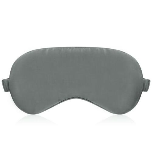 100% Padded Shade Aid Blindfold For Night's