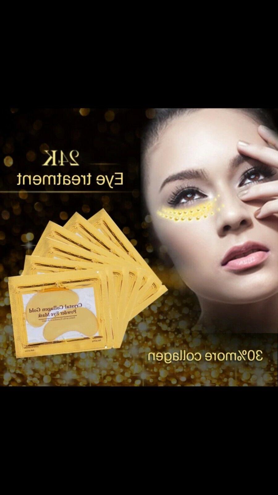10pc Crystal Powder Mask + 10pc Lip Mask Combination