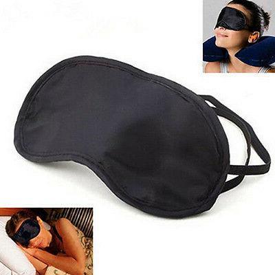 10Pc/Set Unisex Mask Blinder Blindfold For