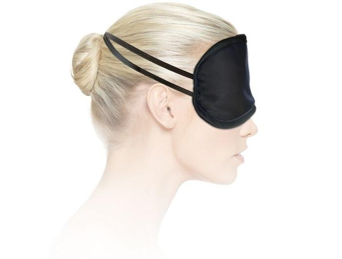 20 Essentials Snooz Mask - Black