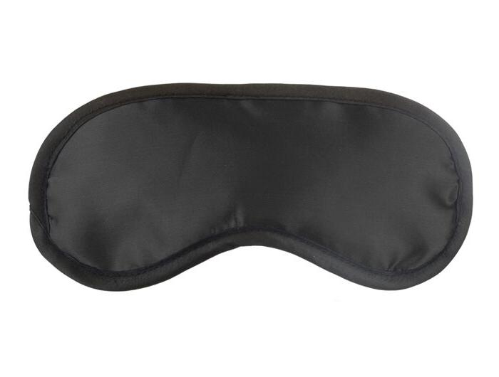 20 Pack Dream Snooz Silky Soft Eye Mask Black