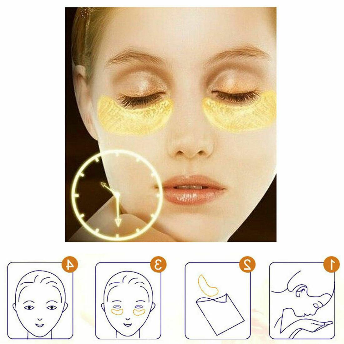 Mask Gold Collagen Patch Circle