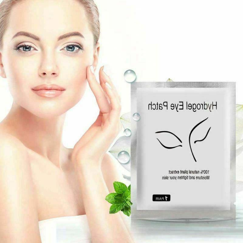 200 PCS Hydrogel Eye Patch Gel Eye Mask Moisture Eye Spot Patch