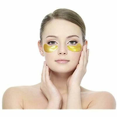 24K Gold Treatment Under Patches, Anti-Wrinkle,