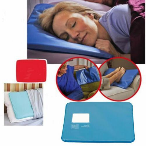 2x Cooling Mat Relax Chillow Pillow