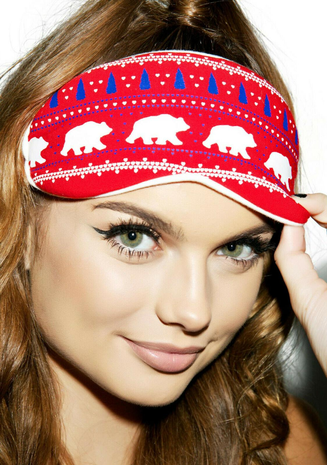 $31 NWT WILDFOX-NMK80154A- Bears Red