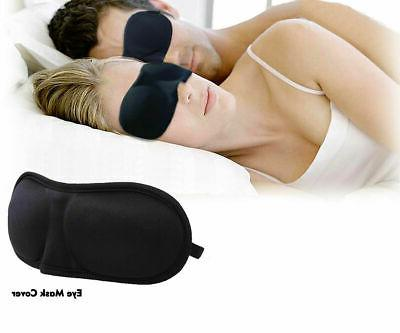 3d eye mask shade cover
