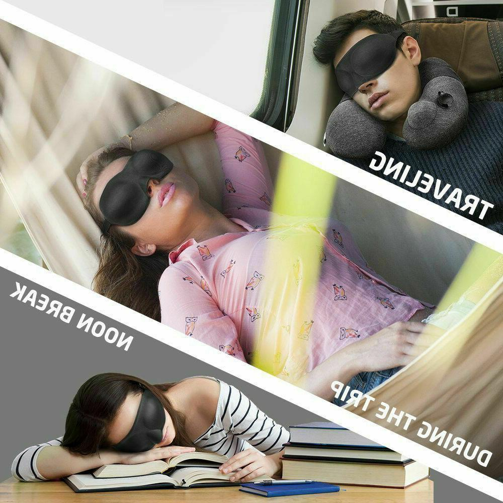 3D Eye Shade Rest Memory