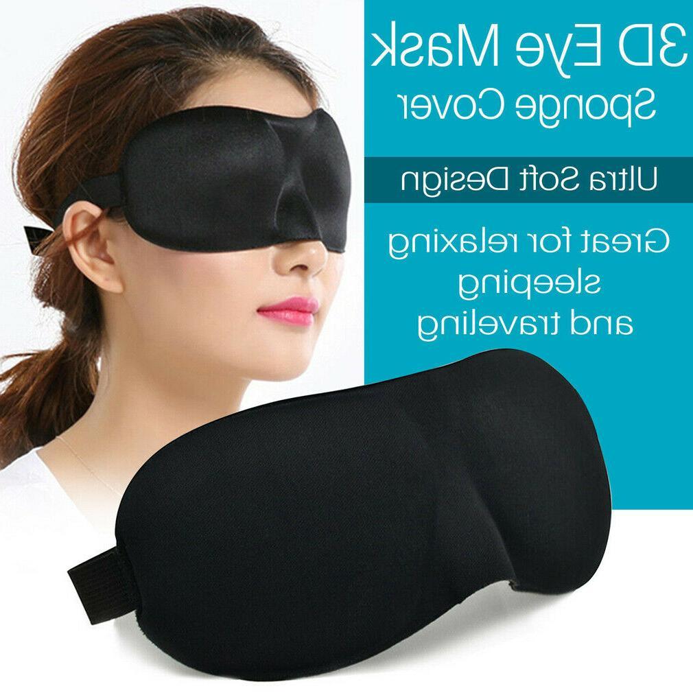 3D Relax Travel Eye Memory