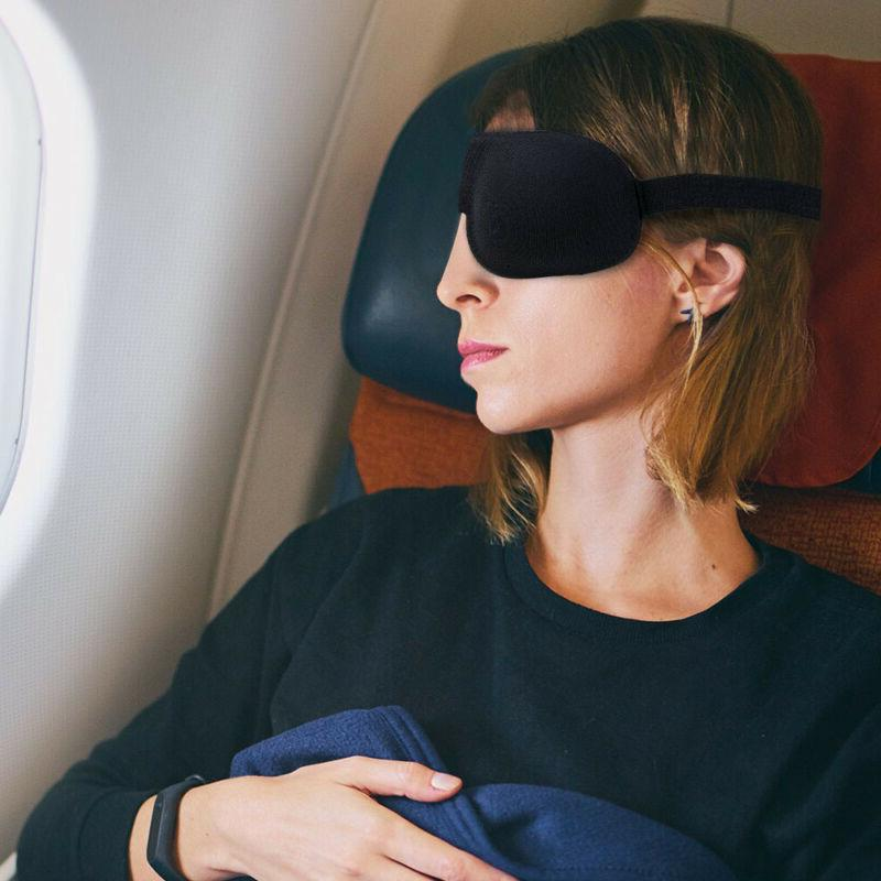 3D Travel Shade Memory Padded Relax