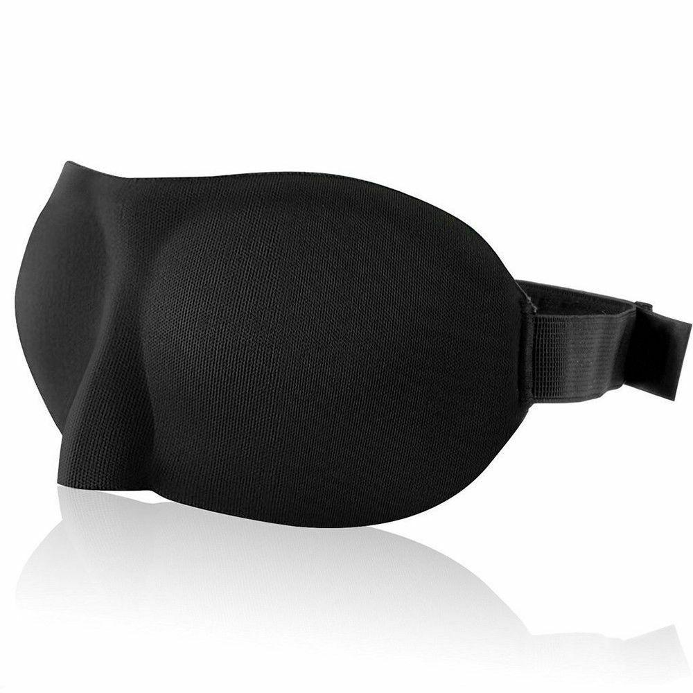 3d travel sleep eye mask eyepatch memory